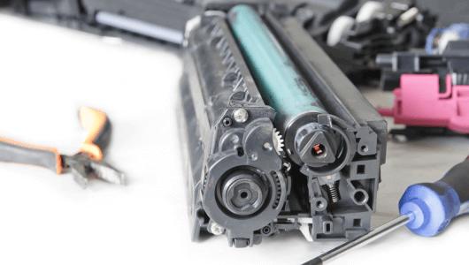 Vom Originalprodukt zur Refill Druckerpatrone