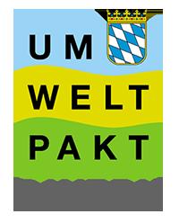 Wir sind Teilnehmer am Umweltpaket Bayern