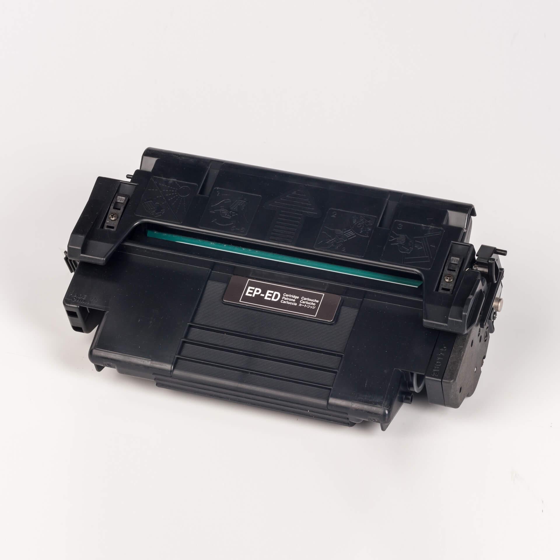 Auf dem Bild sehen Sie eine Brother TN-9000 Schwarz Original Tonerkassette