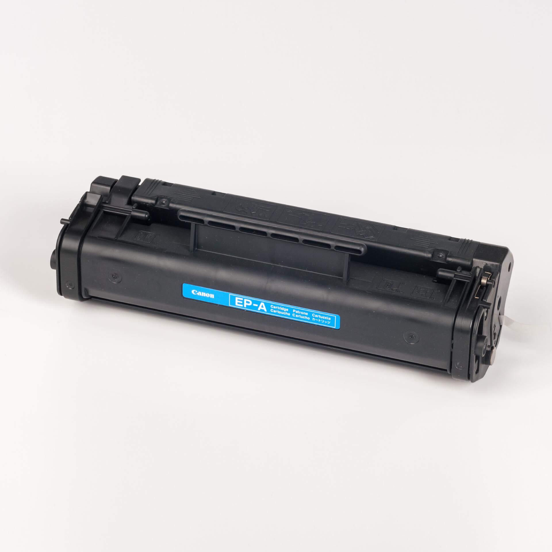 Auf dem Bild sehen Sie eine Canon 1548A003 EP-A Original Tonerkartusche schwarz
