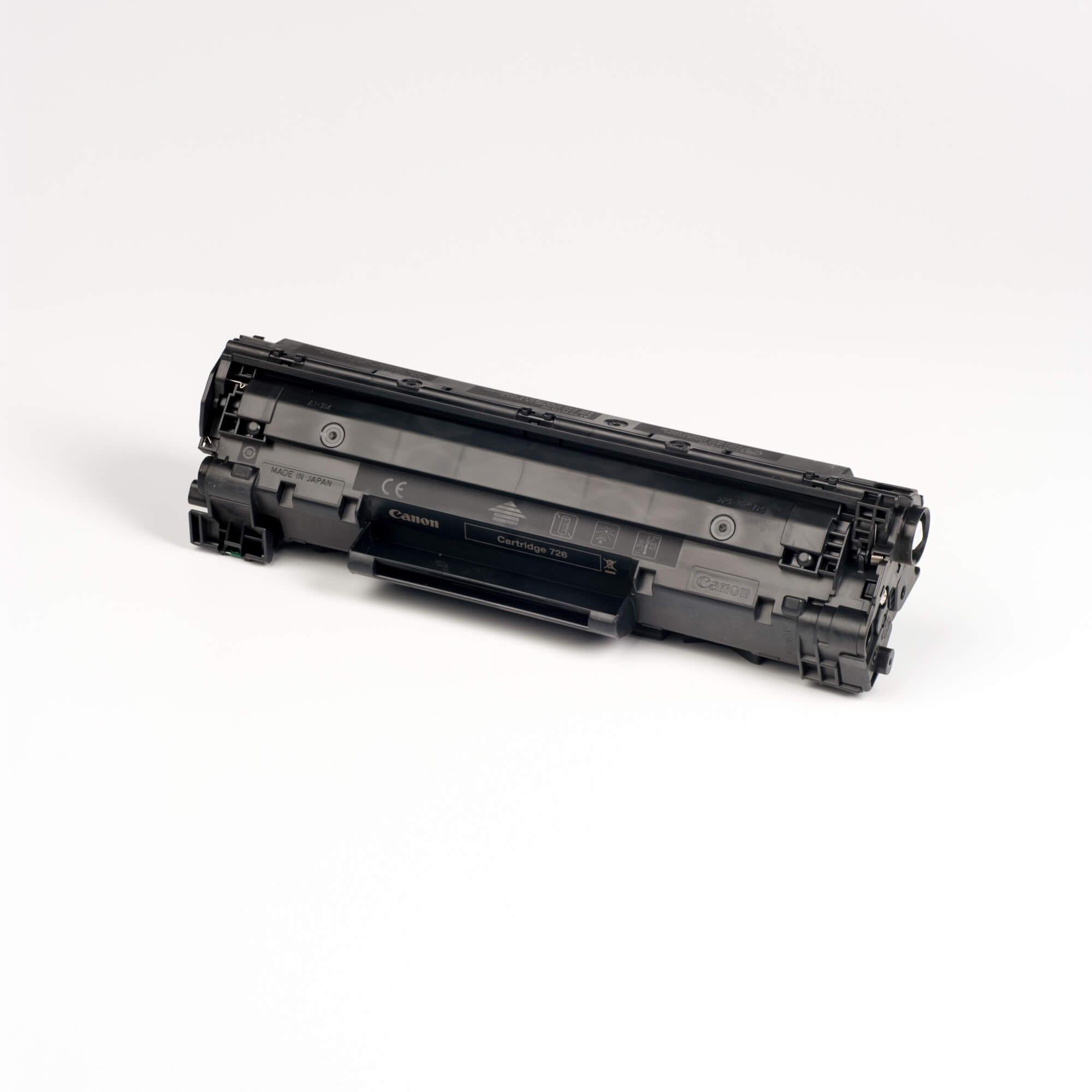 Auf dem Bild sehen Sie eine Canon 3483B002 726 Original Tonerpatrone Schwarz