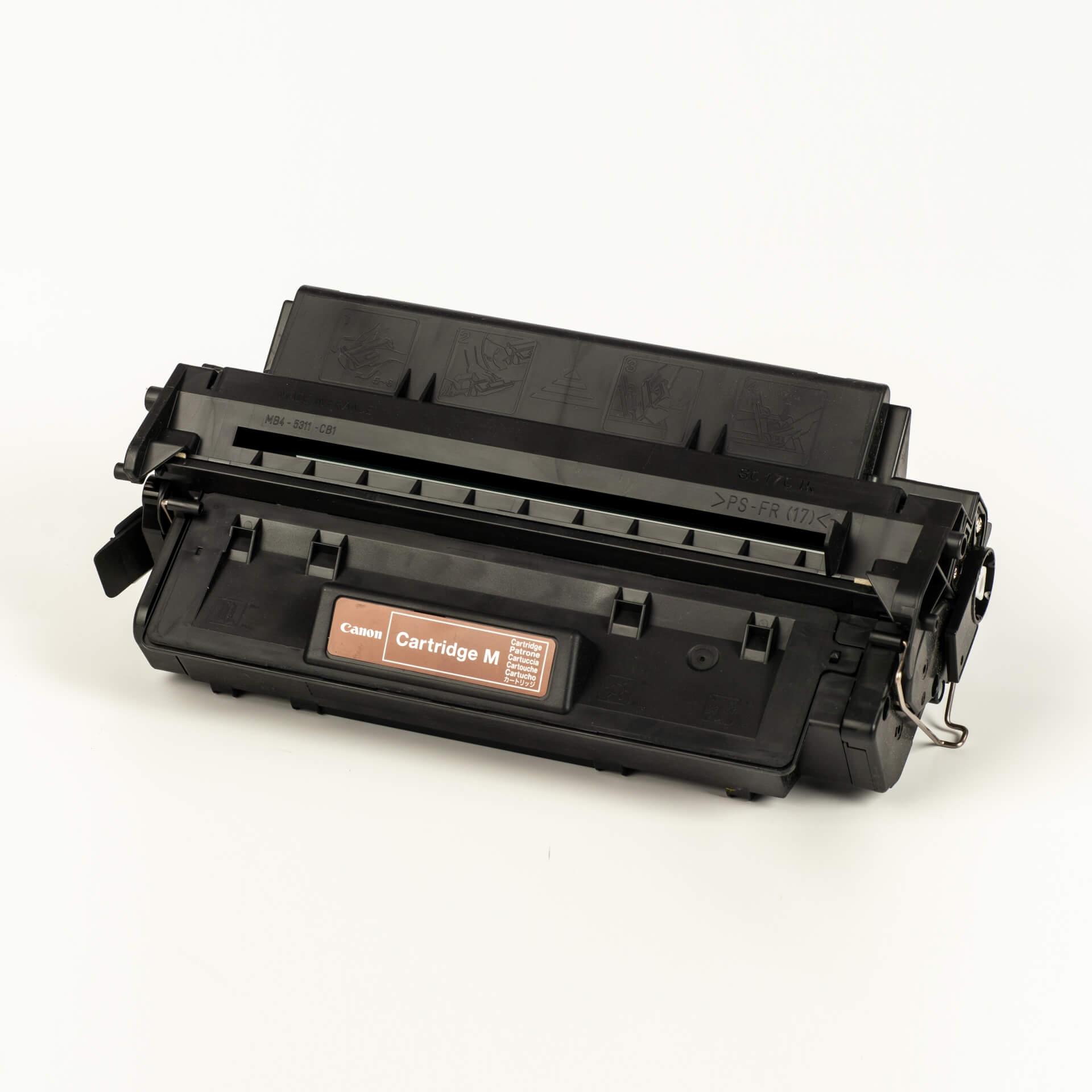 Auf dem Bild sehen Sie eine Canon 6812A002 Cartridge M Tonerkartusche Schwarz