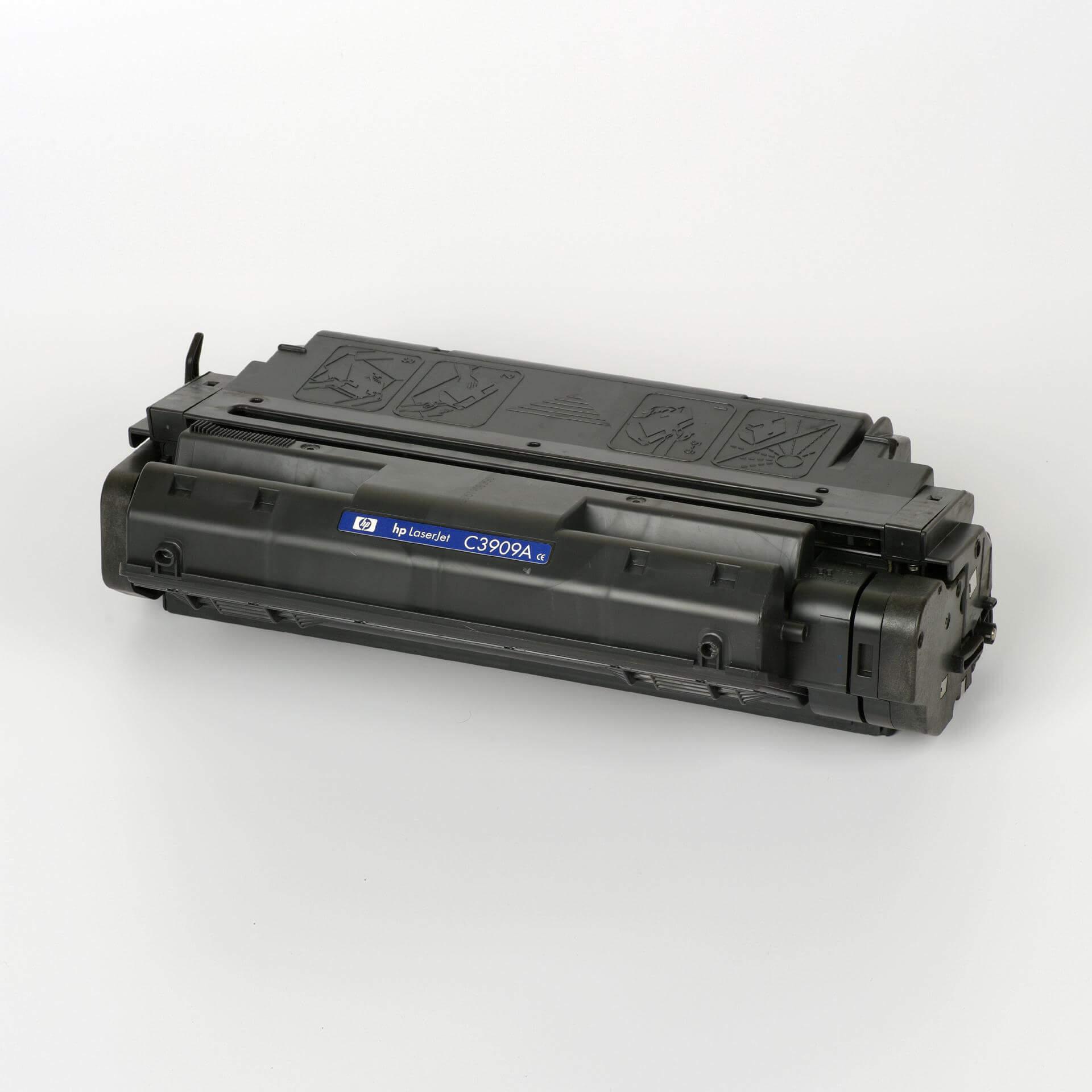 Auf dem Bild sehen Sie eine HP 09A (C3909A) Schwarz Original Toner