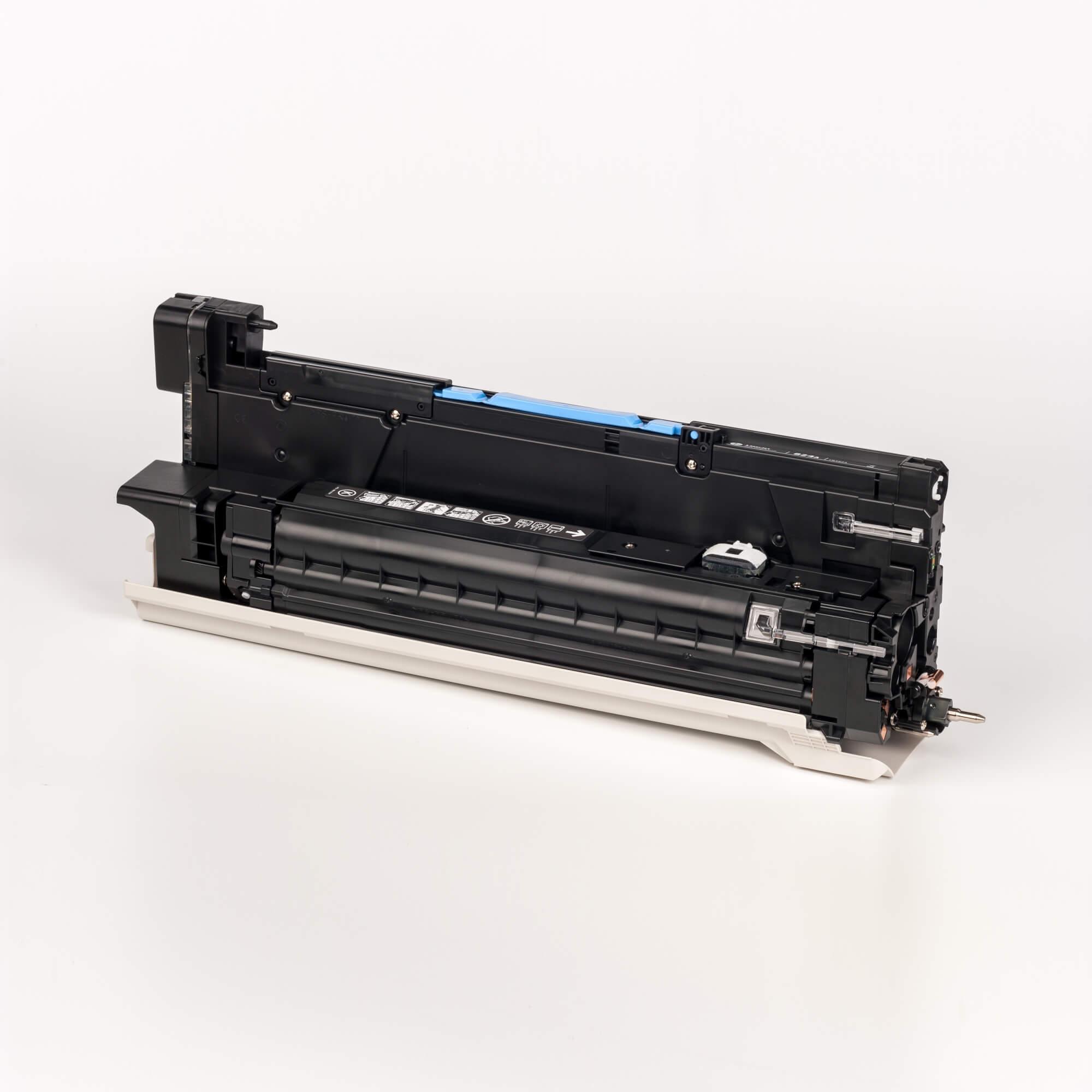 Auf dem Bild sehen Sie eine HP 824A (CB384A) Black Original Bildtrommel