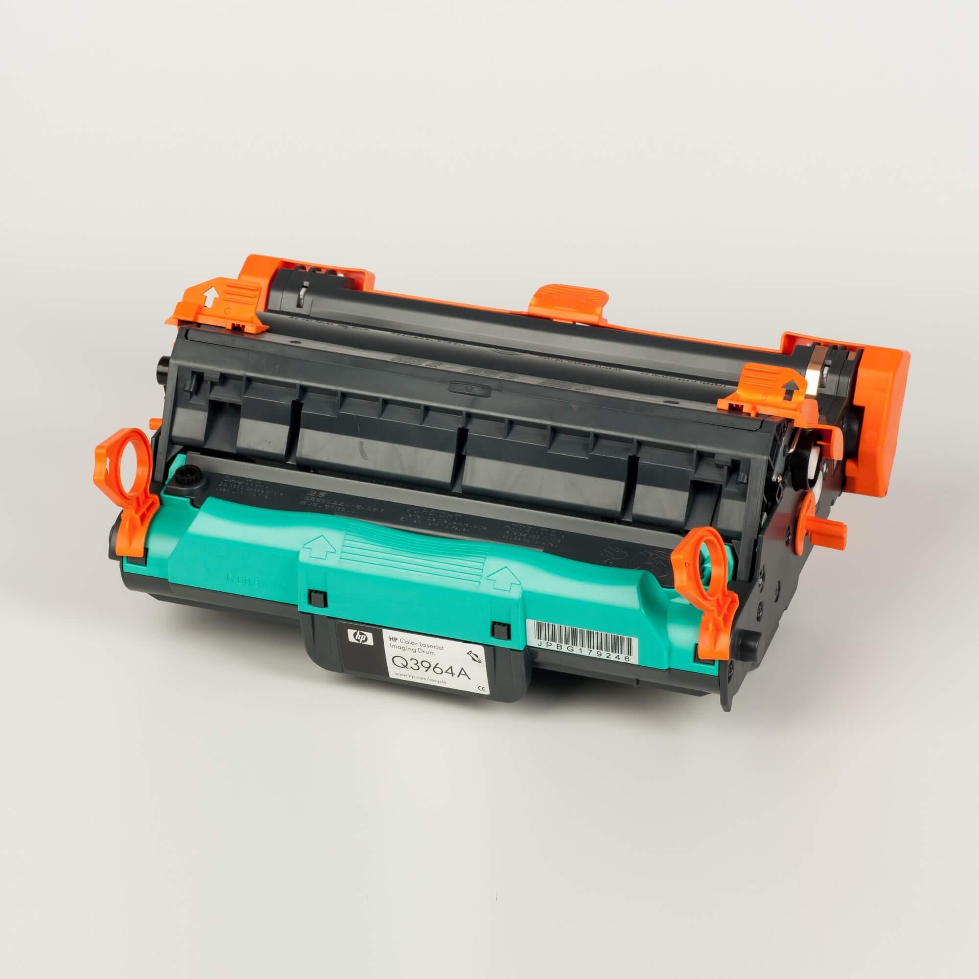 Auf dem Bild sehen Sie eine HP Q3964A Druckwalzen-Kit