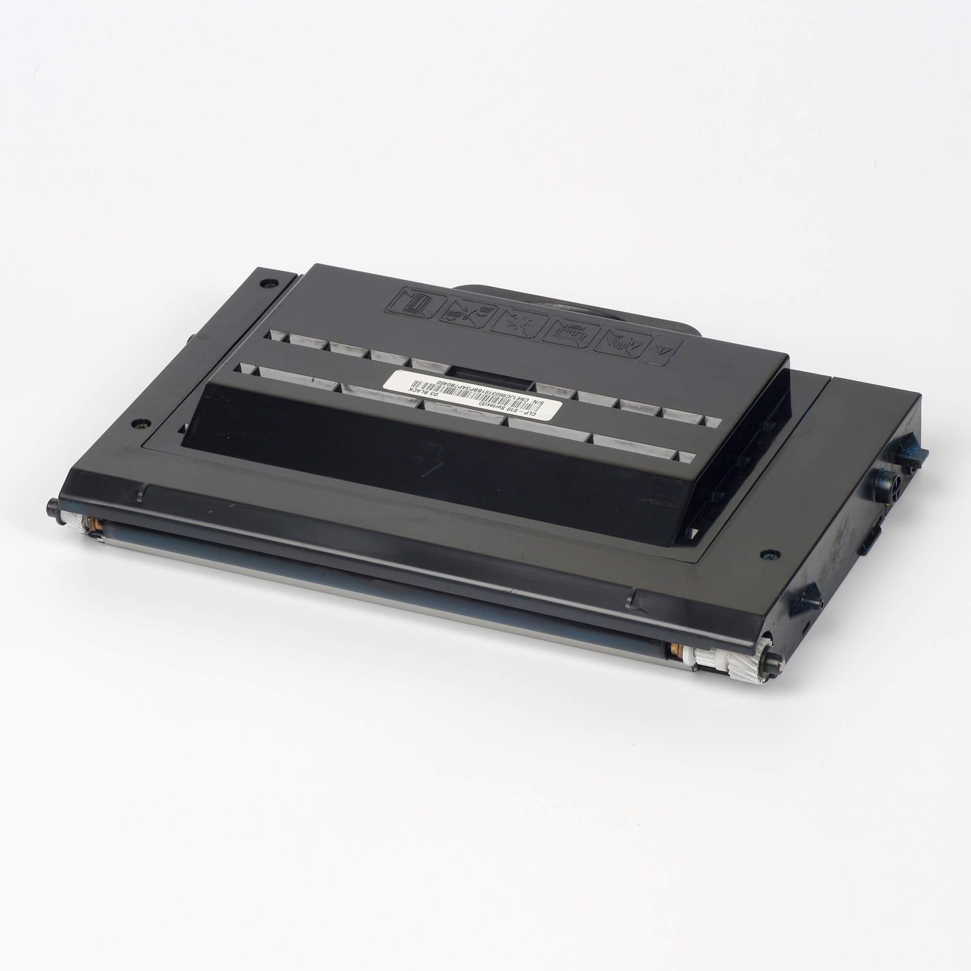 Auf dem Bild sehen Sie eine Samsung CLP-510D7K/ELS Original Toner Schwarz