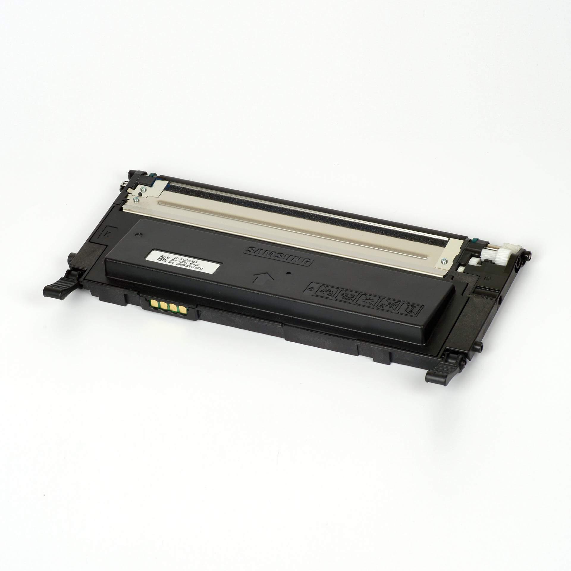 Auf dem Bild sehen Sie eine Samsung CLT-K4072S/ELS Original Toner Schwarz