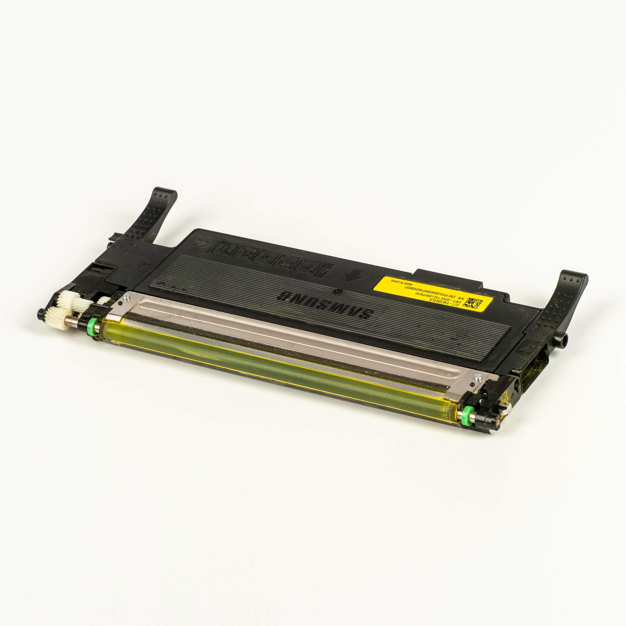 Auf dem Bild sehen Sie eine Samsung CLT-Y4072S/ELS Original Toner Gelb